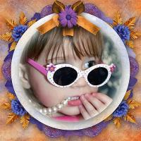 Jemma with Sunglasses