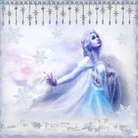 Elsa ~ Frozen The Movie