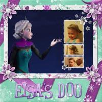 Elsa's Doo
