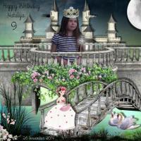 Happy Birthday Princess Natalya