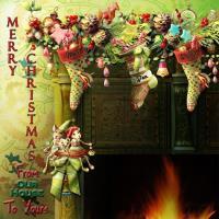 ~Merry Christmas Card 2014~