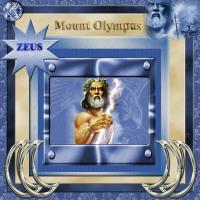 Zeus the Greek God of Mythology
