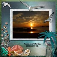 Sunset @ Cobo