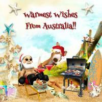 ~Warmest Wishes From Australia~