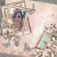 beauty framed