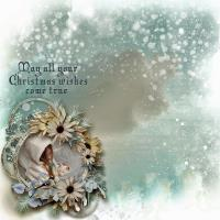May all your Christmas wishes come true