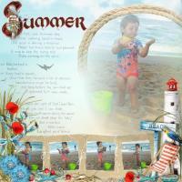 Summer time Caeden