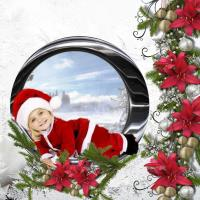 Kiara the Christmas elf