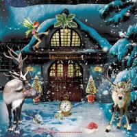 2014 Winter Scene~Waiting For Santa~