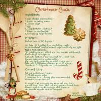 Holiday Recipes ~Christmas Cookie~