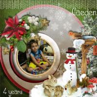 Caeden's Christmas