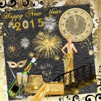 Happy new year 2015 2