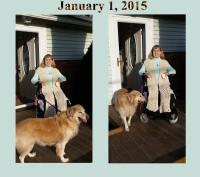 Jan 1st 2015 for Traci's Project