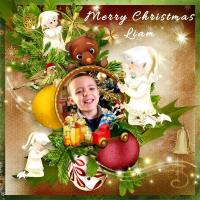 Merry Christmas Liam