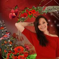Caitlyn Poppies Love