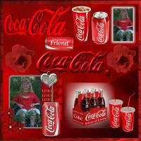 Have a Coke and a Smile with Me!