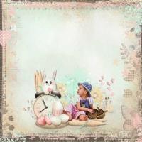 mini scene Breakfast-with-the-Bunny