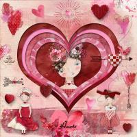 Valentine's Challenge  2015~Hearts~