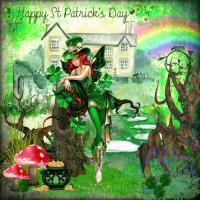 Happy St Patrick's Day 2015