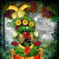 The Patron Saint of Edible Art