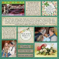 Project Life 52 ~ Week 10 and 11
