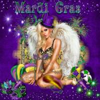 The M Challenge Mardi Gras