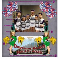 Cheerleading Comp
