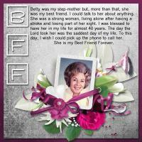 My BFF - Betty