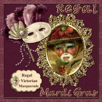 2015 Mardi Gras Inspired