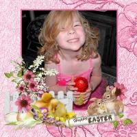 POPPY AT EASTER