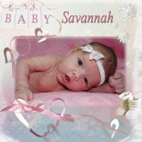 Baby-Savannah