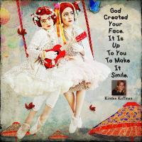 ~God Created Your Face~