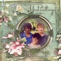 3 generations of ladies