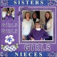 GIRLS GIRLS GIRLS Make a Family