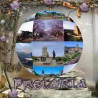 My home city - Pretoria