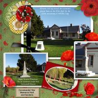 Coromandel War Memorial