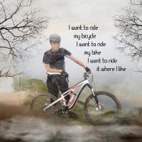 BICYCLE LYRICS
