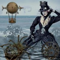 Beach Steampunk
