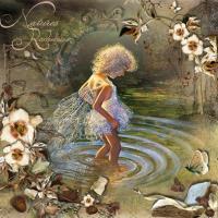 Paddling fairy