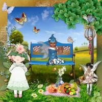 Summerpicknick in Fairyland