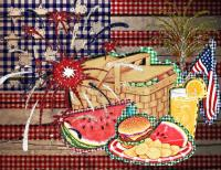 all American gingham
