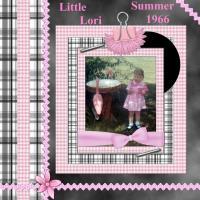Little Lori 49 Years Ago