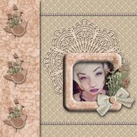 20150722 Pretty in Peach by Ditz Bitz