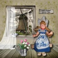 20150729 Windmills and Wooden Shoes