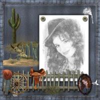20150727 My Cowgirl