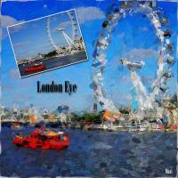 London2~London Eye~