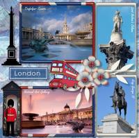 London Trafalgar Square