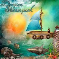 Deepsea steampunk