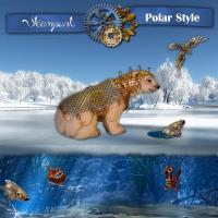20150828 Steampunk Polar Style