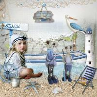 Beach Ocean Water Theme  Alizes